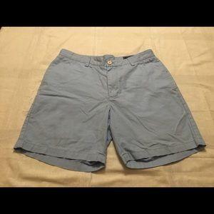 Vineyard Vines Men's Club Shorts Blue Size 32